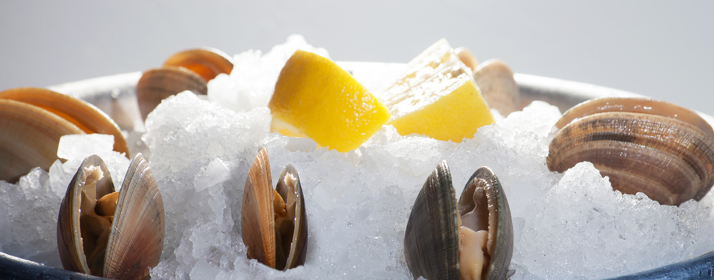 Almejas de Carril clams