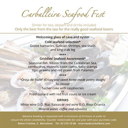 Carballeira Seafood Fest