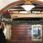 Navidad Carballeira Restaurant