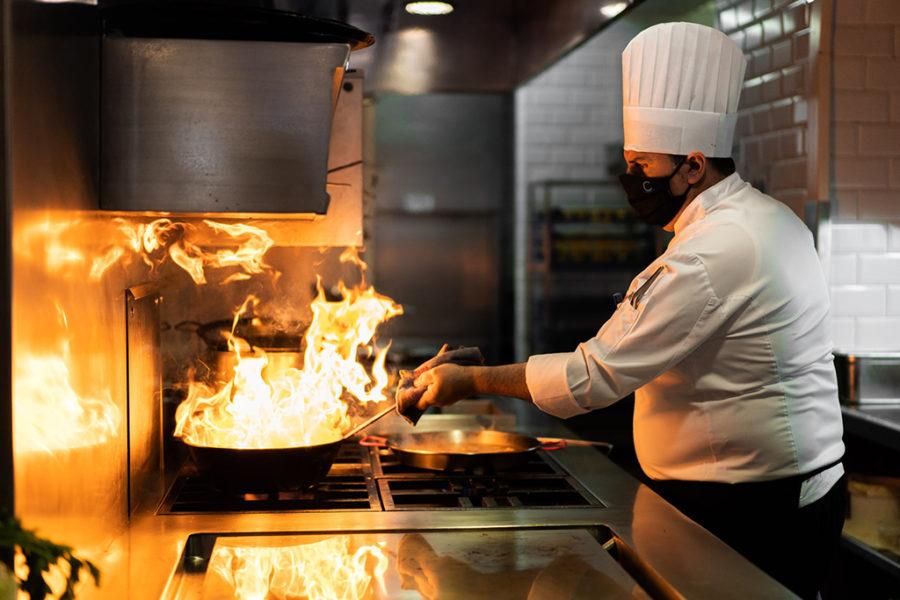 Cocina Restaurant Carballeira